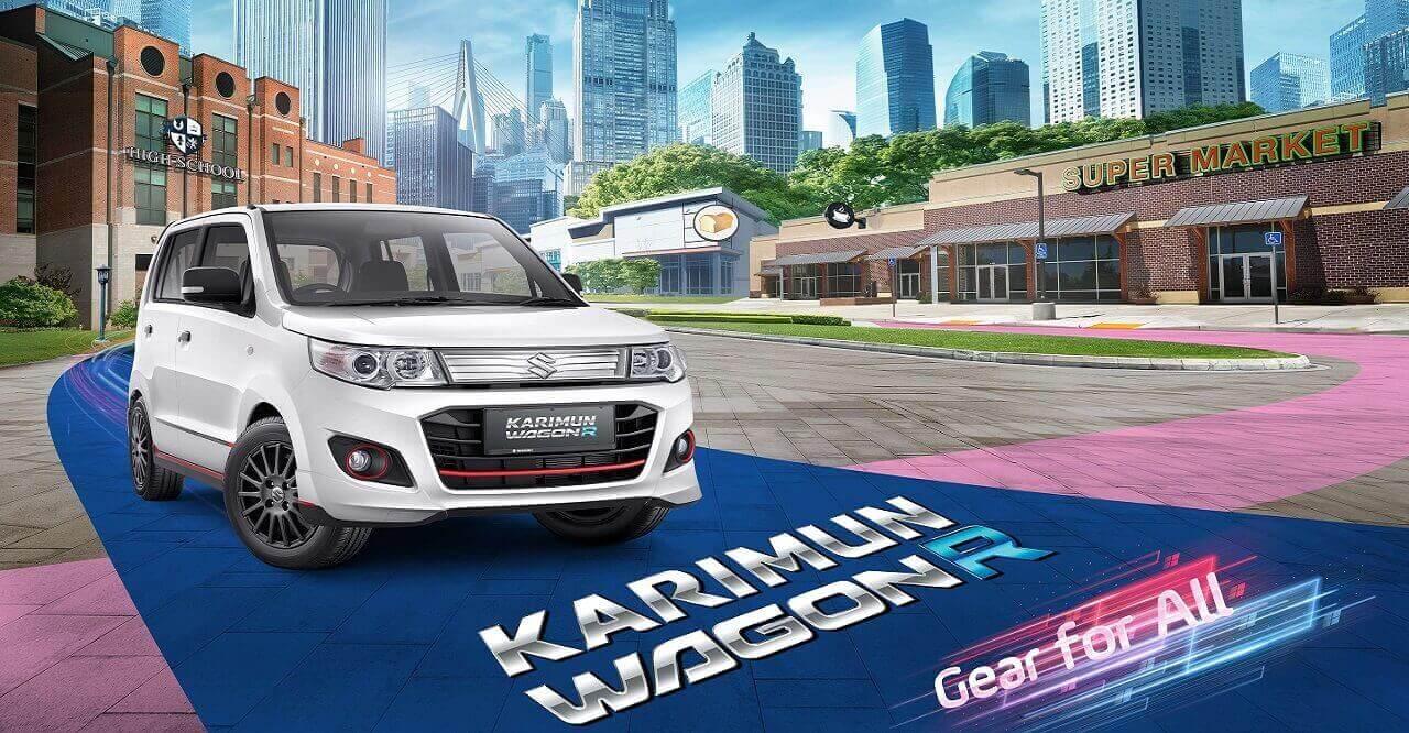 Banner-Suzuki-Wagon-R-GS